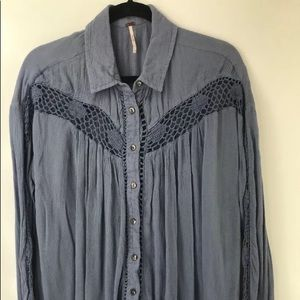 Free People Top Size L Pre-loved